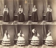 A French Photographer Who Started His Photographic Career As Daguerreotypist But Gained Greater Fame For Patenting Version Of The Carte De Visite