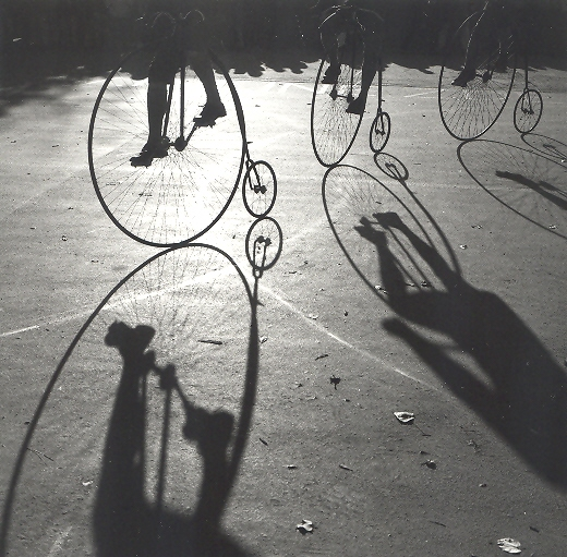 Stanko Abadžic - Three High Wheelers