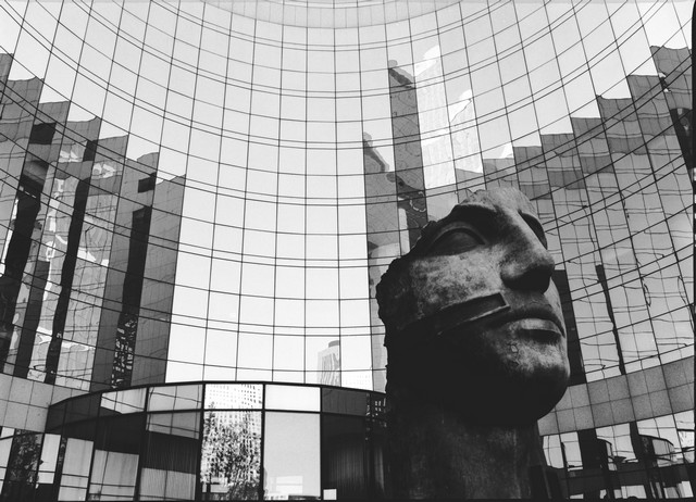 Stanko Abadžic - Stone Head and Architecture