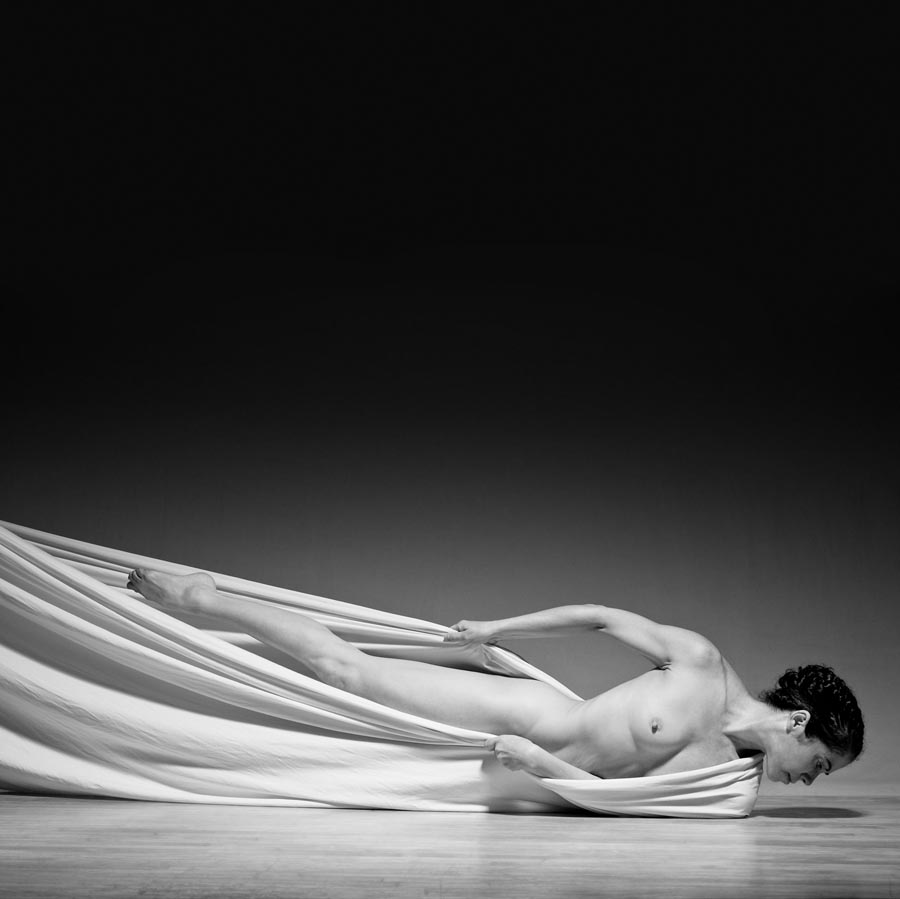 Lois Greenfield - Maureen Fleming, Dialogue of Self and Soul