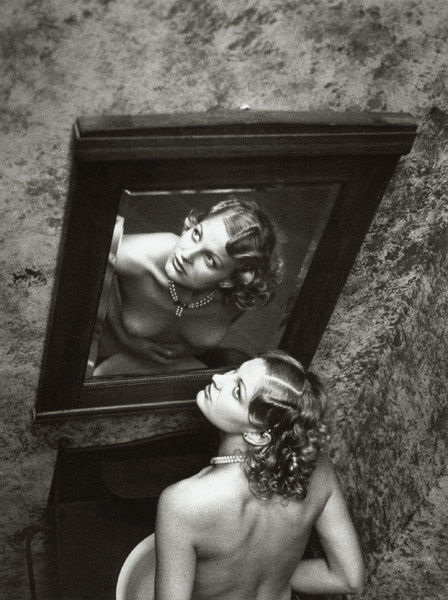 Stanko Abadžic - In Front of the Mirror