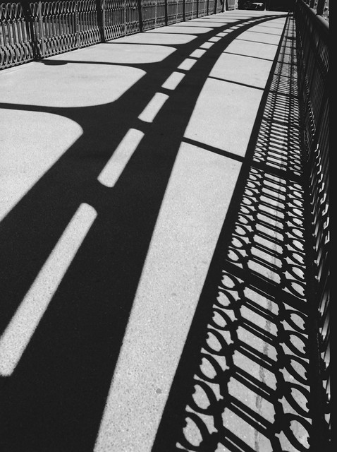 Stanko Abadžic - Bridge and Shadows, Berlin