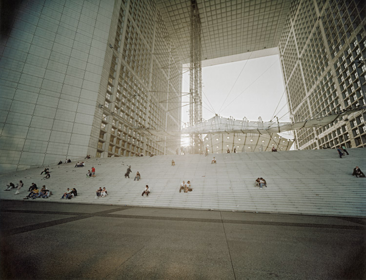 Jerry Spagnoli - La Defence, Paris