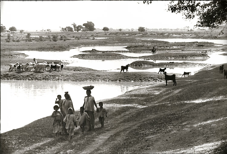 Henri Cartier-Bresson - Punjab, India