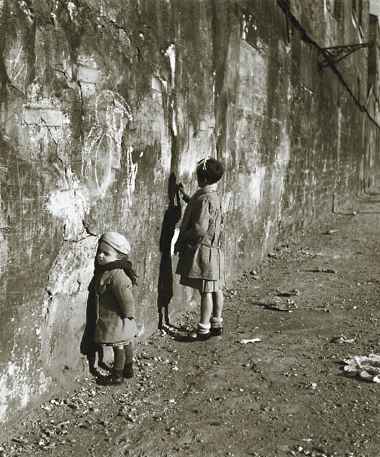 Robert Doisneau - My First Teacher, Villejuif, France