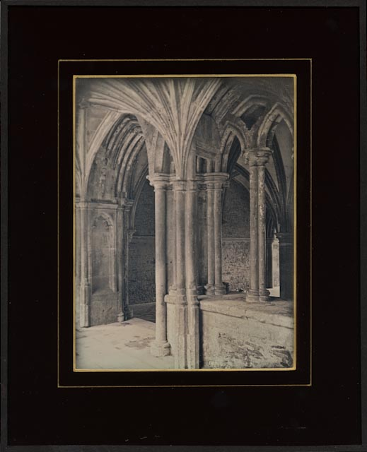 Mike Robinson - The Cloisters, Lacock Abbey