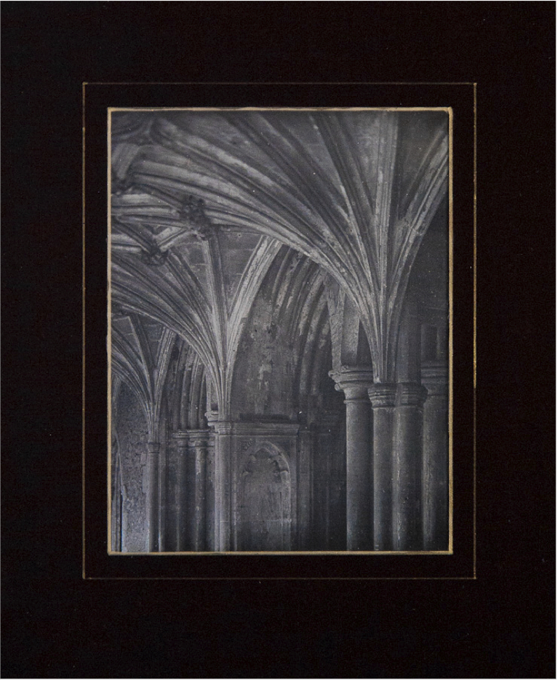 Mike Robinson - Lacock Abbey, The Cloisters