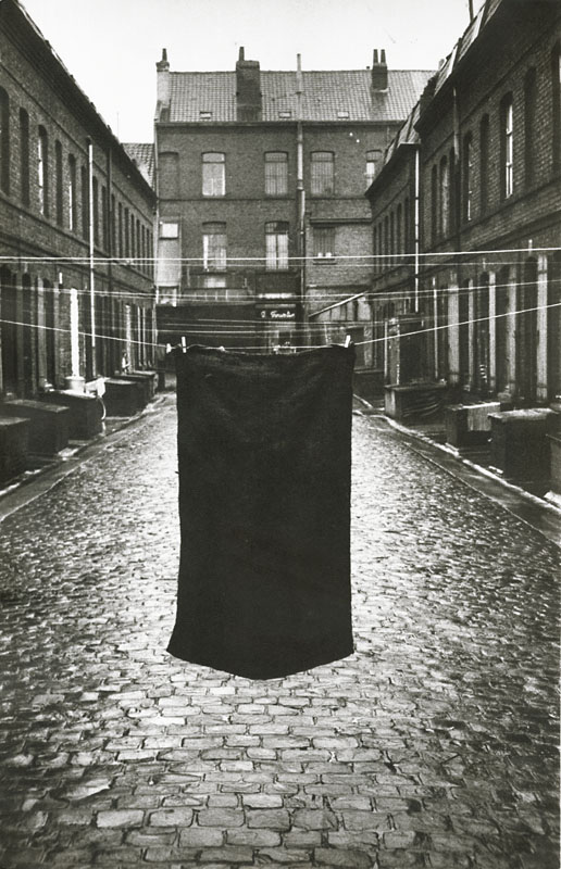 Jean-Philippe Charbonnier - The Black Bag, Roubaix, France