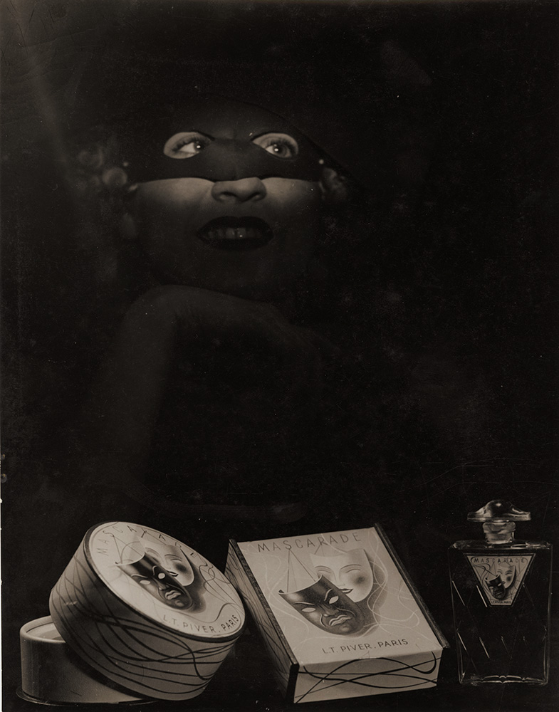 Laure Albin-Guillot - Advertising Shot for the Perfume