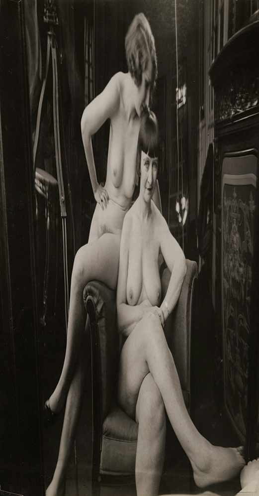 Andre Kertesz - Distortion #11