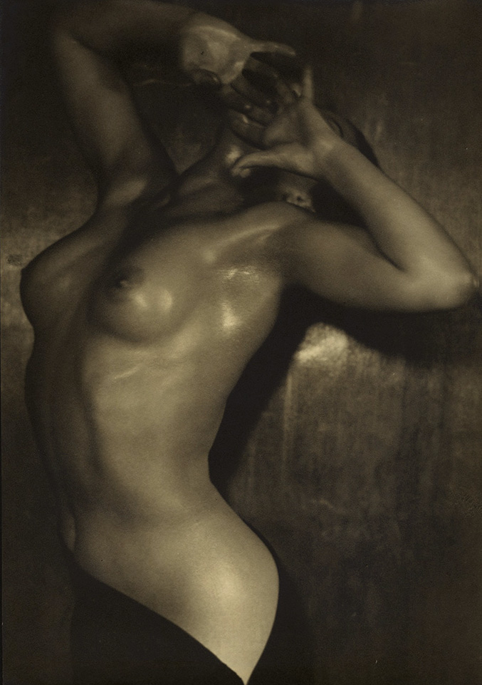 Walter Bird - Female Nude (from Series, Beauty's Daughters)