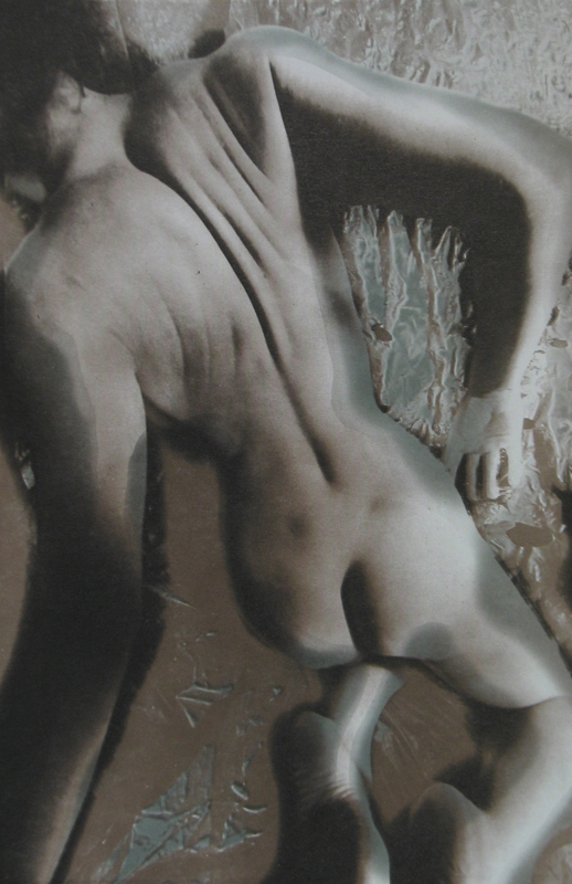 Todd Walker - Female Nude (Manipulated Photograph)