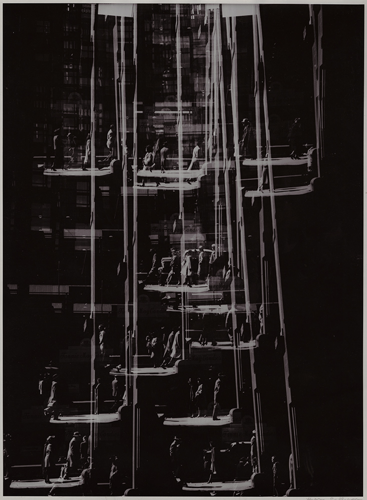 Harry Callahan - Chicago