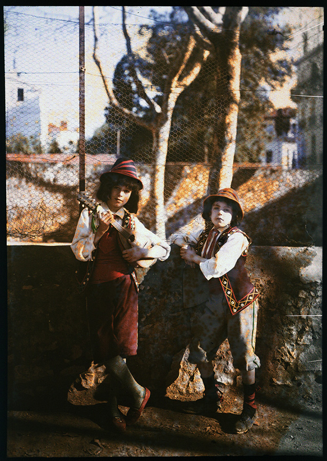 Anonymous - Two Italian Peasant Boys