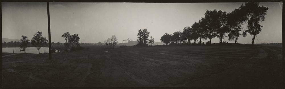 Josef Sudek - Mostecko, Panorama (From the 'Sad Landscape' Series)