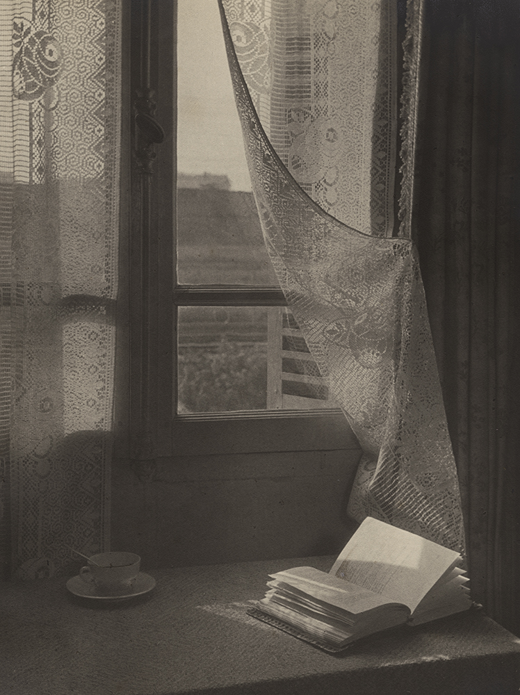 Anonymous - Window, Book and Cup of Tea