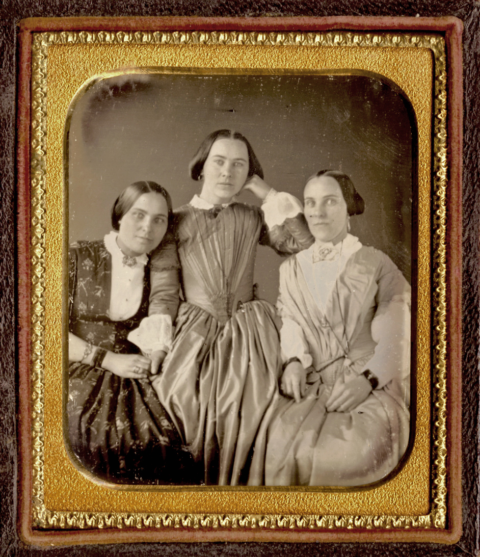 Anonymous - Three Women