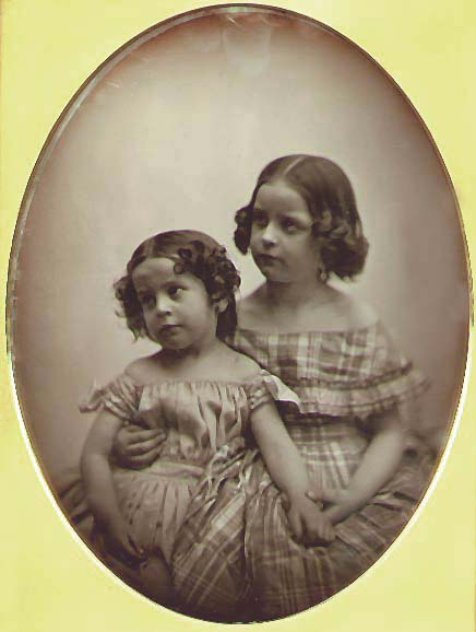 Albert Sands Southworth and Josiah Hawes - The Young Sisters