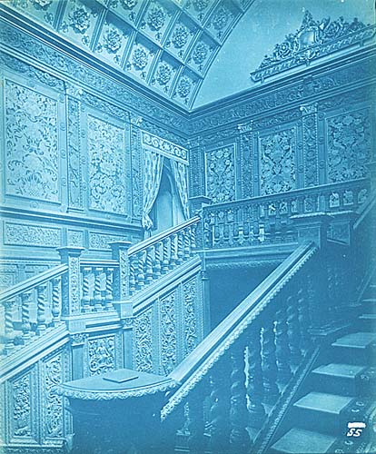 Bedford Lemere & Co. - Magnificent Staircase