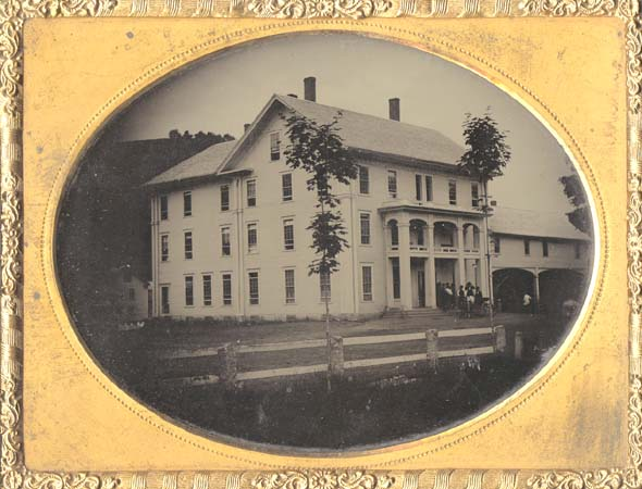 Anonymous - Old Hotel, Probably in New Hampshire