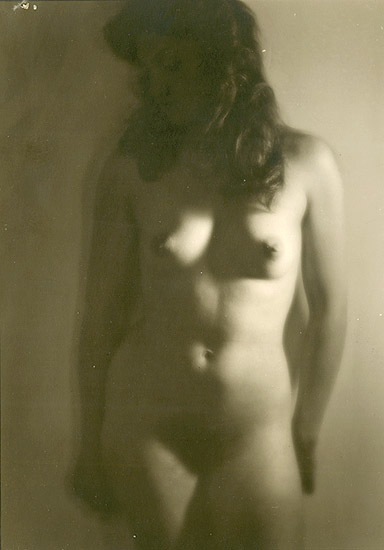 Théo and Antoine Blanc & Demilly - Female Nude Study