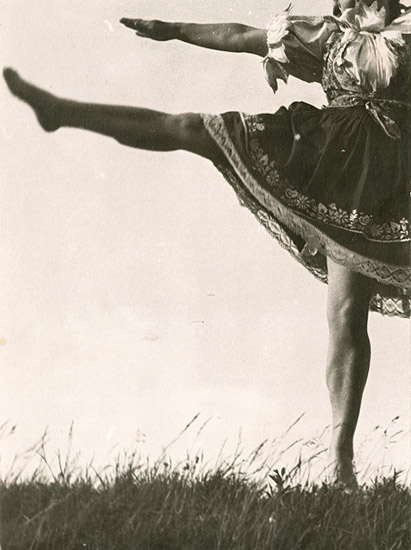 Bohumil Stastny - Peasant Dancer