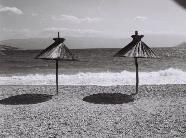 Stanko Abadžic - The Beach in Baska