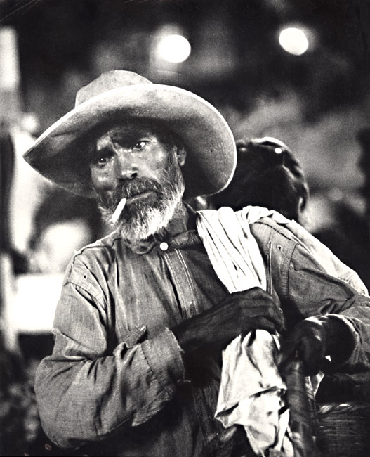 Harry Crosby - Farmer in Market, Guanjuato, Mexico