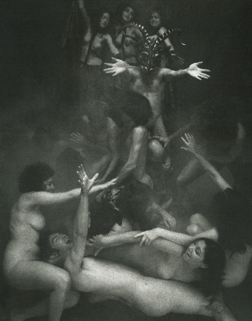 Satanic orgy, free galleries of gangbang hardcore