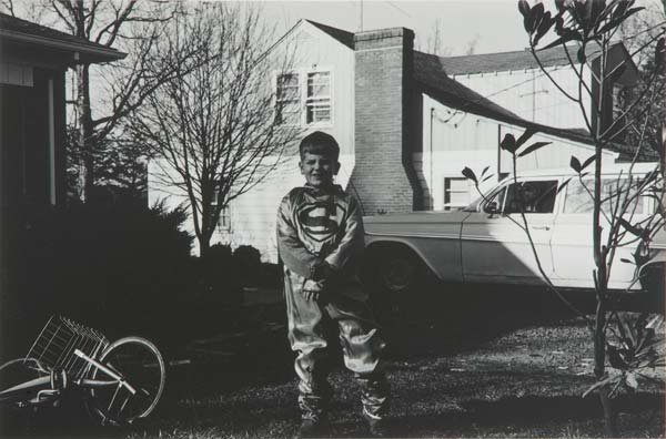 Lee Friedlander - Untitled (George Depaloi, Vienna, VA in Superman Costume)