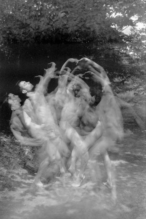 Michael Philip Manheim - Men Dancers (From Rhythm from Within Series)