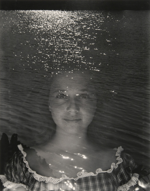 Clarence John Laughlin - A Memory of Undine