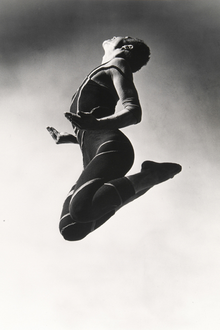 Barbara Morgan - Merce Cunningham, Totem Ancestor