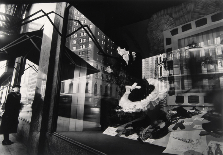 Barbara Morgan - Macy's Window