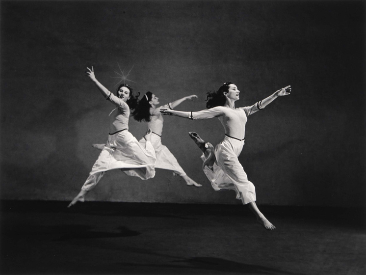 Barbara Morgan - Martha Graham, American Document