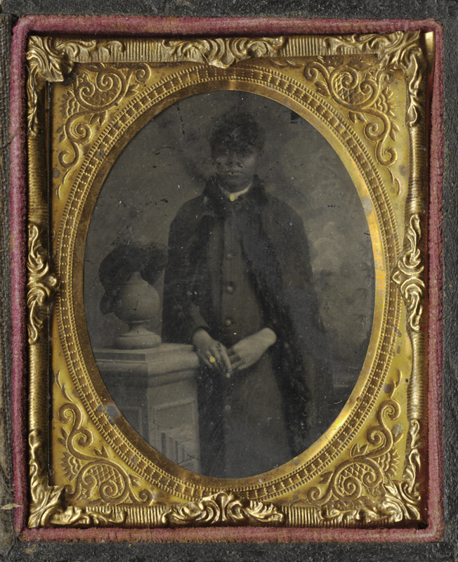 Anonymous, American - Portrait of African American Nurse (Likely During Civil War)