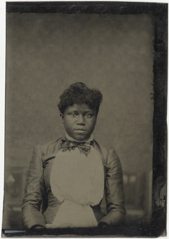 Anonymous, American - Portrait of an African American Woman