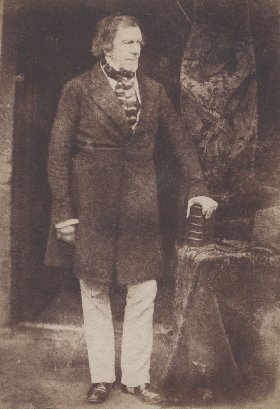 David Octavius Hill and Robert Adamson - Sir Philip Crampton, President of the Royal College of Surgeons, Surgeon General to the Forces and Surgeon in Ordinary to George IV and Queen Victoria (1777-1858)